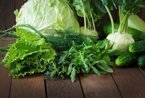 उदासी और डिप्रेशन कम करने के लिए हरी सब्जियां