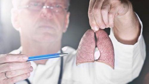 फेफड़ों के कैंसर का टीका