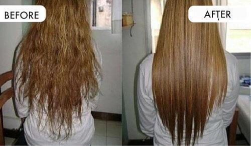 बालों को सीधा करने के प्राकृतिक तरीकों का पता लगाएं