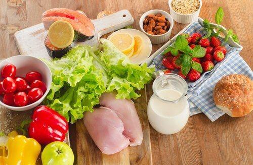 मौसमी एलर्जी में स्वस्थ्य आहार