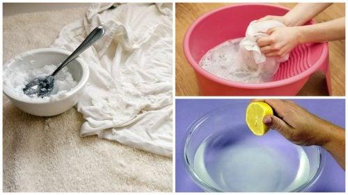 5 प्राकृतिक नुस्खे जो बरकरार रखेंगे आपके कपड़ों की सफेदी