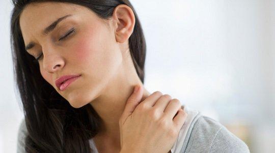 गर्दन दर्द