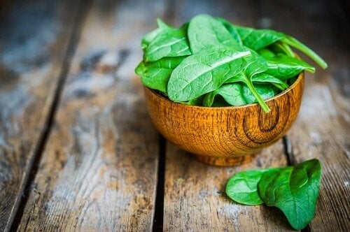 हाई प्रोटीन सब्जियाँ:पालक