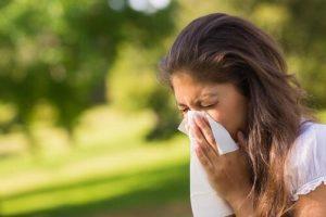 जहरीले तत्वों से भरा लीवर: एलर्जी