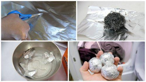 एल्युमीनियम फॉयल के इन 8 अनूठे उपयोगों के बारे में क्या आप जानते हैं?