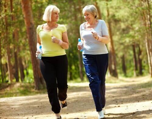 पैदल चलना: वज़न घटाने के लिए