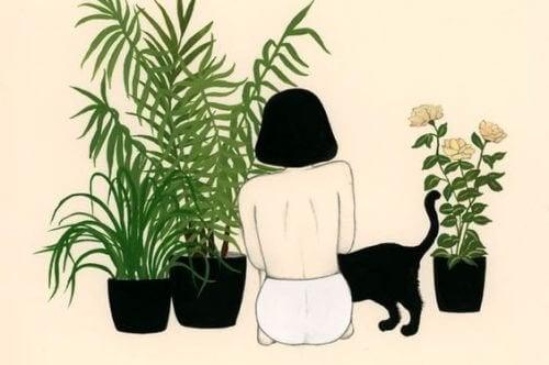 किसके बगीचे में फूल लगाएं