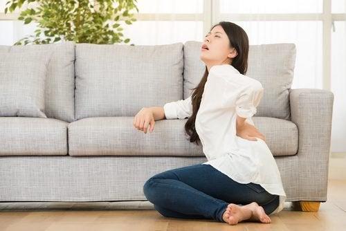 किडनी ख़राब: पीठ के निचले हिस्से में दर्द
