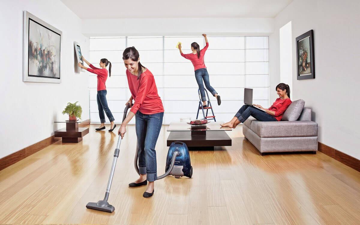 10 टिप्स घर साफ़-सुथरा रखने के