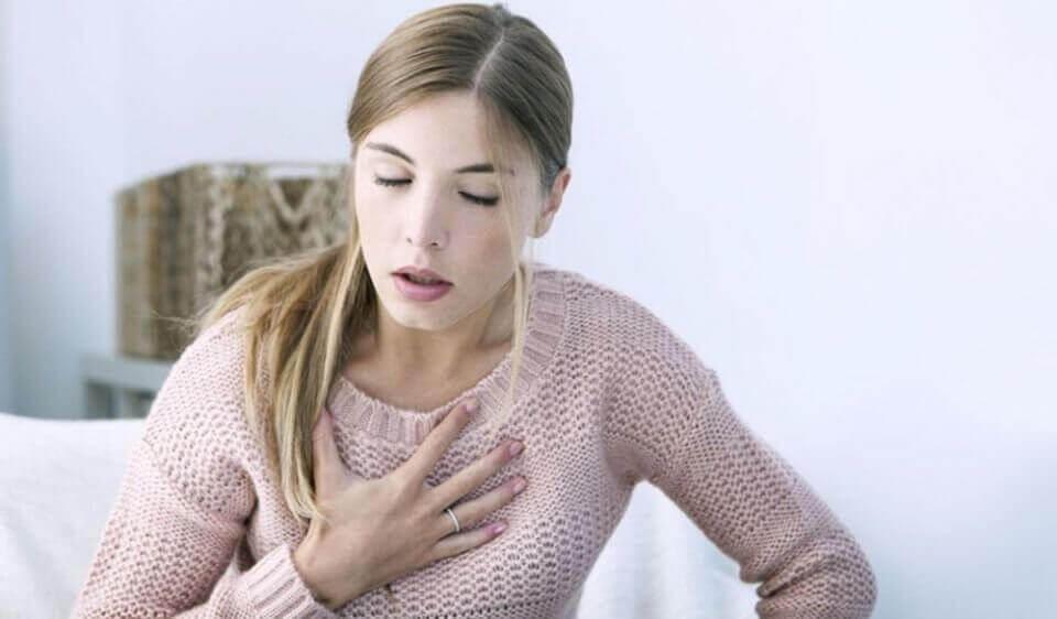 ल्यूकेमिया: साँस फूलना