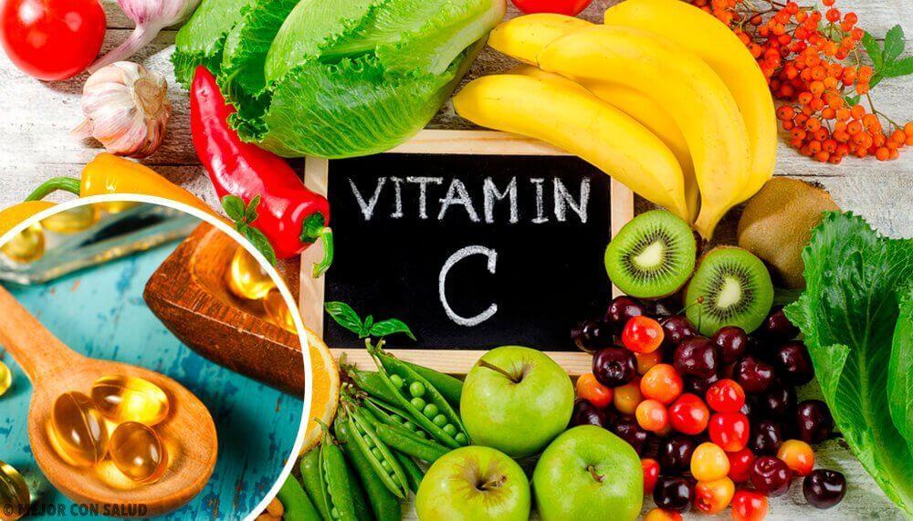 किडनी स्टोन: विटामिन C