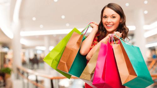 वीकेंड की आदतें बदलें: शॉपिंग