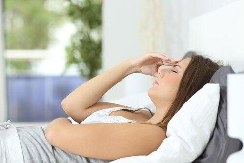 हाई कोर्टिसोल लेवल: थकान