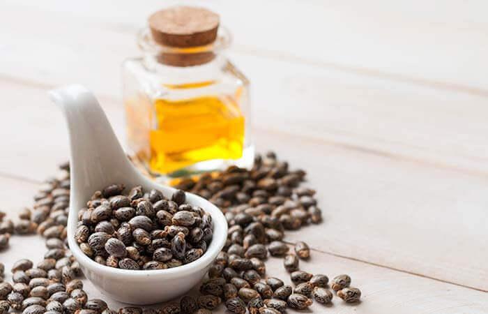 HPV का इलाज अरंडी का तेल (Castor Oil)