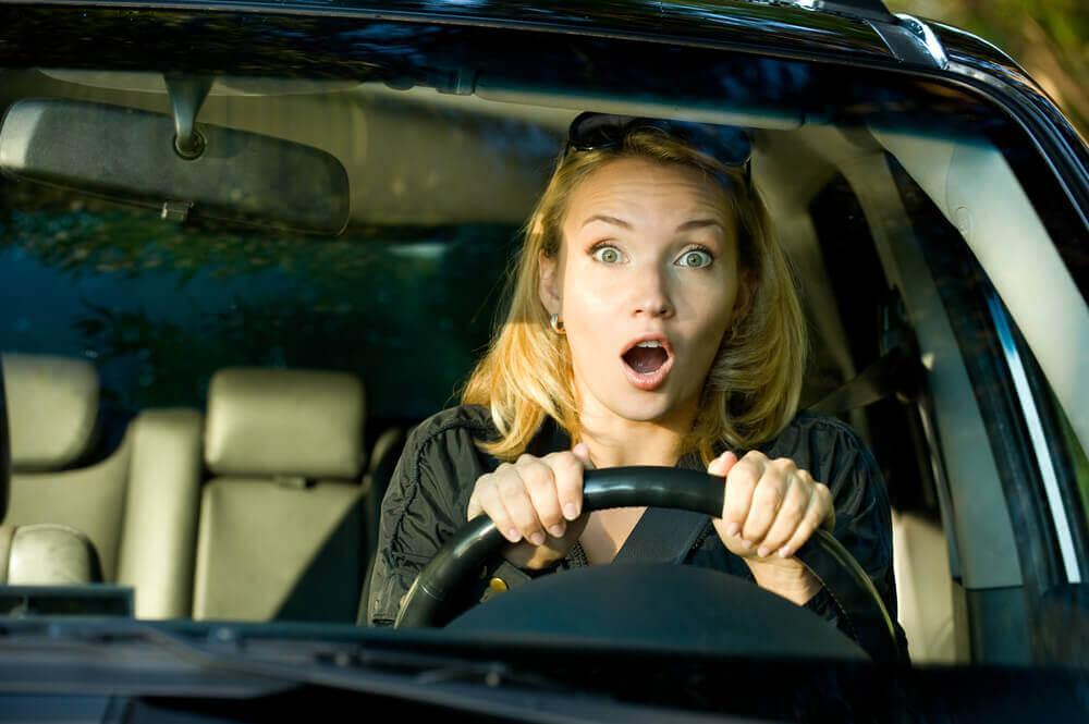 ड्राइविंग से दहशत: छोटे स्टेप