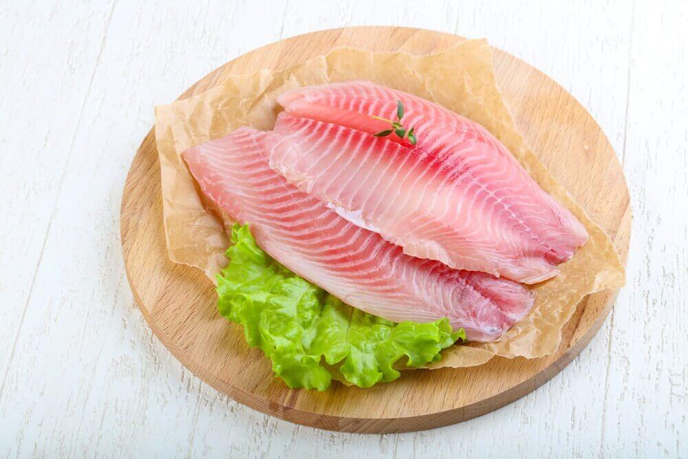 टिलापिया मछली