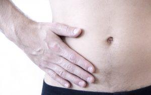 शरीर के दाईं ओर दर्द: एब्डोमिनलहर्निया