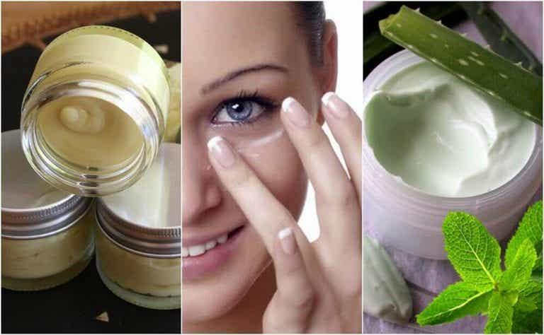5 नेचुरल आई क्रीम आँखों के आसपास की त्वचा की देखभाल के लिए