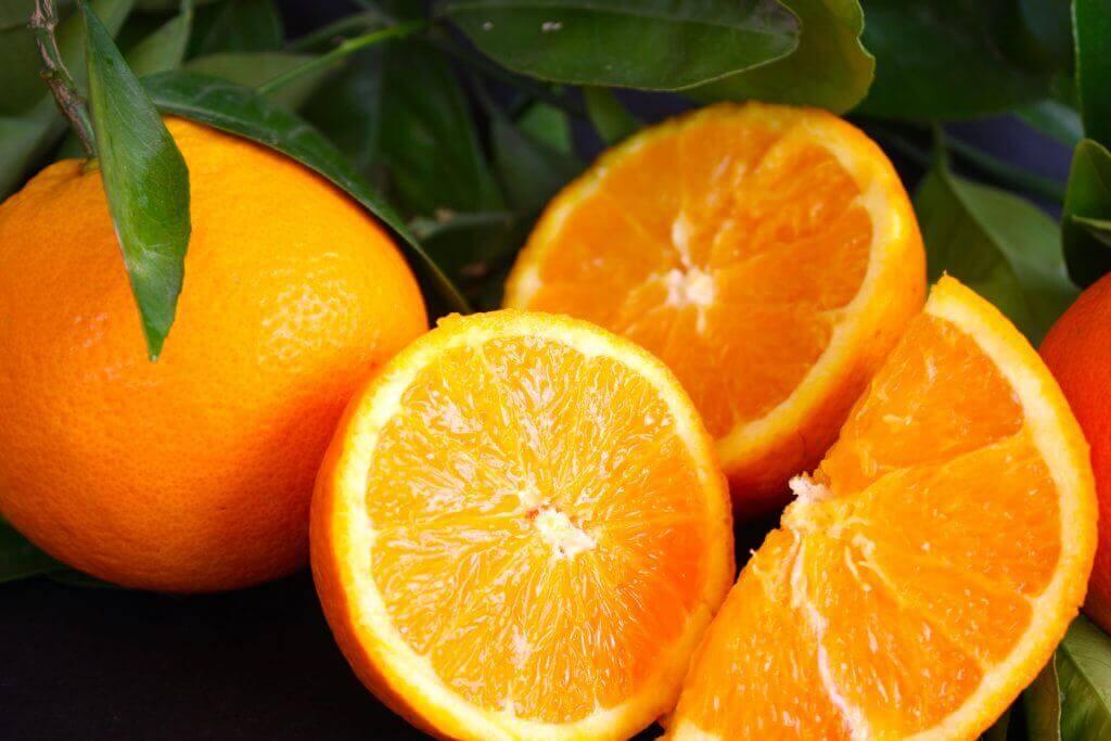 HPV का इलाज संतरे