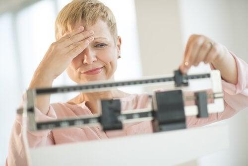 ओवर एक्टिव ब्लैडर: वजन नियंत्रित करना