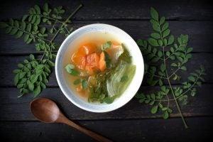 सब्जी-सूप
