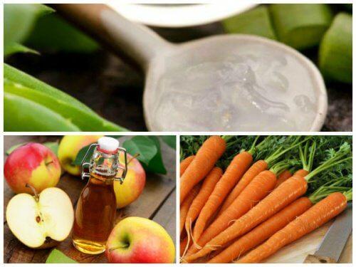 एलो वेरा, गाजर और सेब साइडर सिरके से करें वेरीकोस वेंस का इलाज