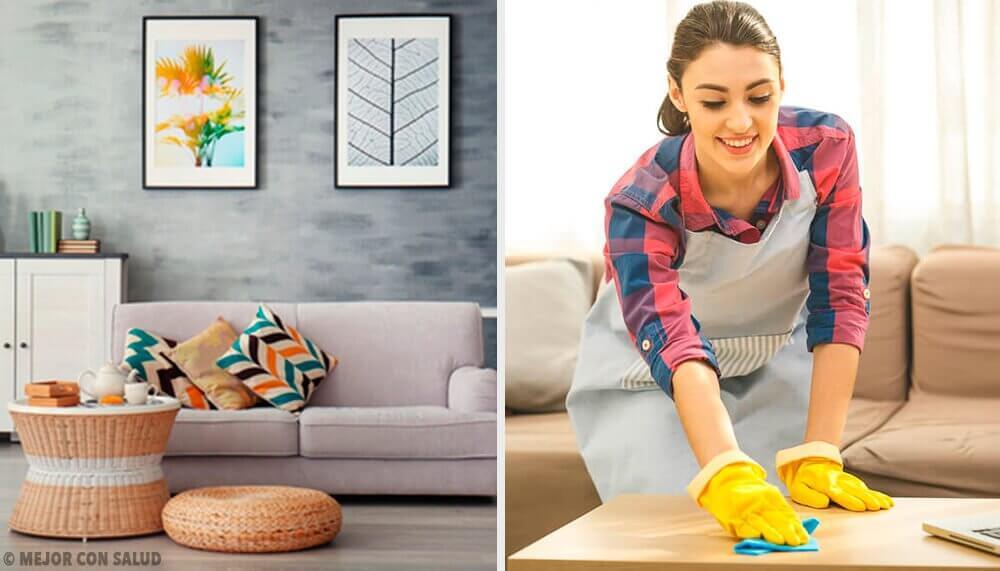 5 सफाई की आदतें जो आपके घर को रखेंगी खुशनुमा