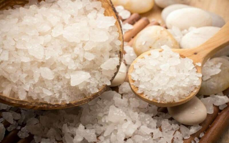 मोटा नमक (Coarse salt)