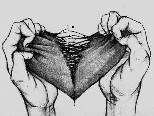 4-टूटा हुआ दिल
