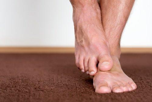 एस्पिरिन के उपयोग: पैर का इलाज