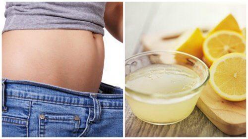 अत्यधिक मोटापे के खिलाफ़ नींबू की मदद से यूं लड़ें