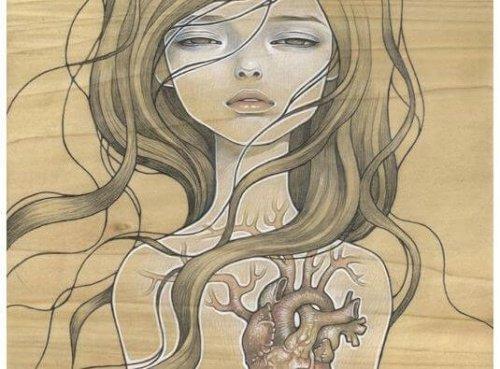 प्यार और दर्द एक ही सिक्के के दो पहलू हैं