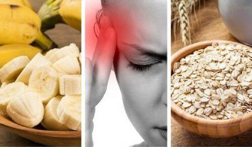 9 खाद्य जो लड़ते हैं थकान और सिरदर्द से