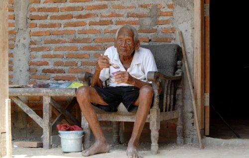 मबाह गोथो, वह व्यक्ति जो 145 साल का होने का दावा करता है