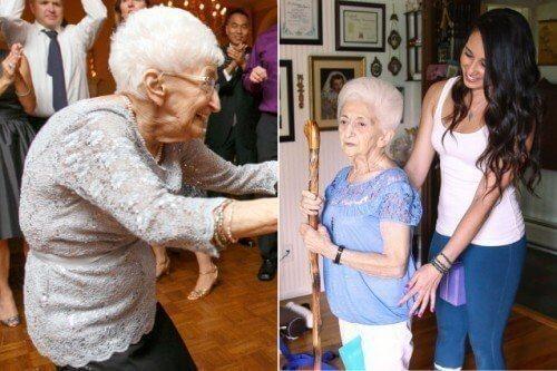 योग ने बदला 87 वर्षीय इस वृद्धा की जिंदगी