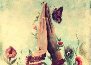 अपनी अंतरात्मा - 3-तितलियाँ-फूल