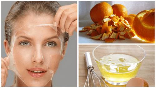 अंडे और संतरे के छिलके के नुस्खे से त्वचा को टोन करें