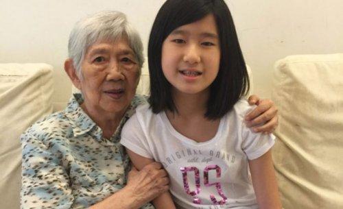 12 साल की लड़की ने बनाया ऐप, अल्ज़ाइमर पीड़ित दादी से बात करने के लिए