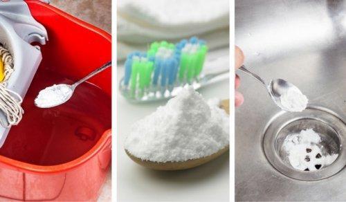 आपकी किचन में रखे बेकिंग सोडा के 6 शानदार उपयोग