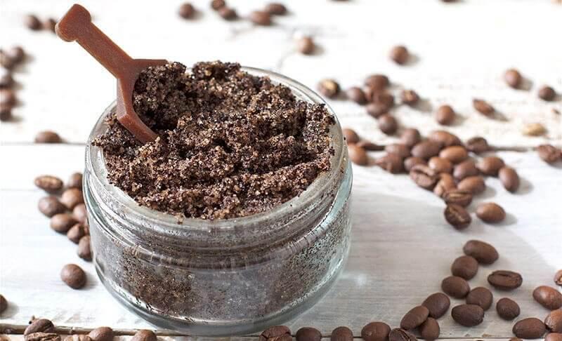 पीसी हुयी कॉफ़ी