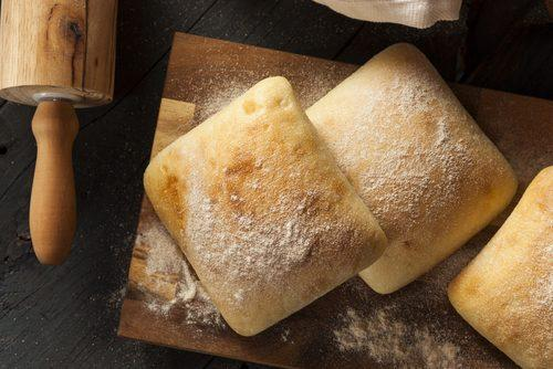 सफ़ेद ब्रेड