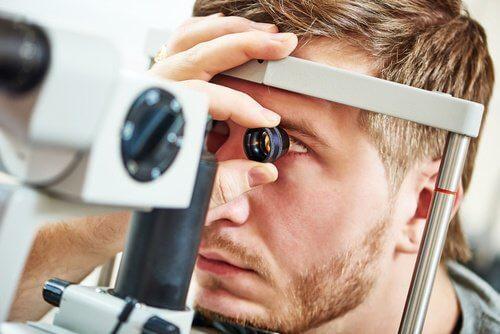 ग्लूकोमा के लक्षण