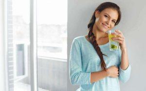 नींबू और फ्लैक्सीड पानी - तैयारी