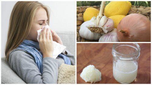 खांसी, एलर्जी या फ्लू के इलाज में मदद के लिए प्याज का इस्तेमाल करें
