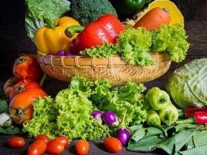 आर्थ्रोसिस रोकने के लिए सब्जियों की डाइट