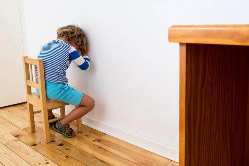बच्चों के लिए सजा के पांच विकल्प