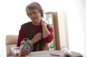 गर्दन के दर्द से छुटकारा: पॉस्चर