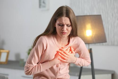 छाती में दर्द