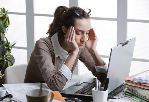 5. रोज़ाना के कामों को करने में कठिनाई