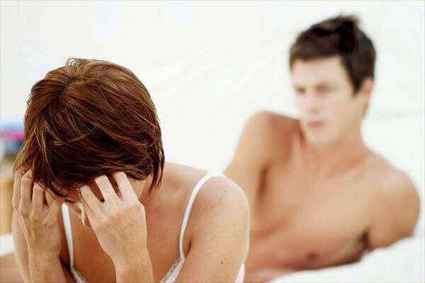 मल्टीपल स्केलेरोसिस :  यौन समस्या